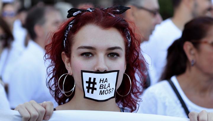 В Испании продолжают бушевать политические разногласия