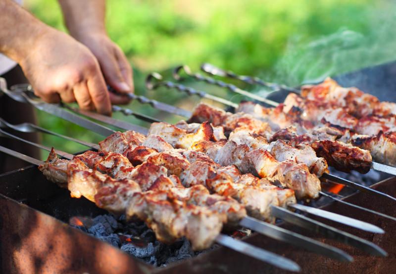 Изумительные рецепты шашлыка, которые вам скоро пригодятся весна, еда, рецепты, шашлык