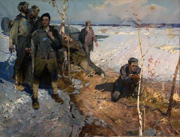 Побег с «Острова дьявола» советских заключенных во время Второй Мировой