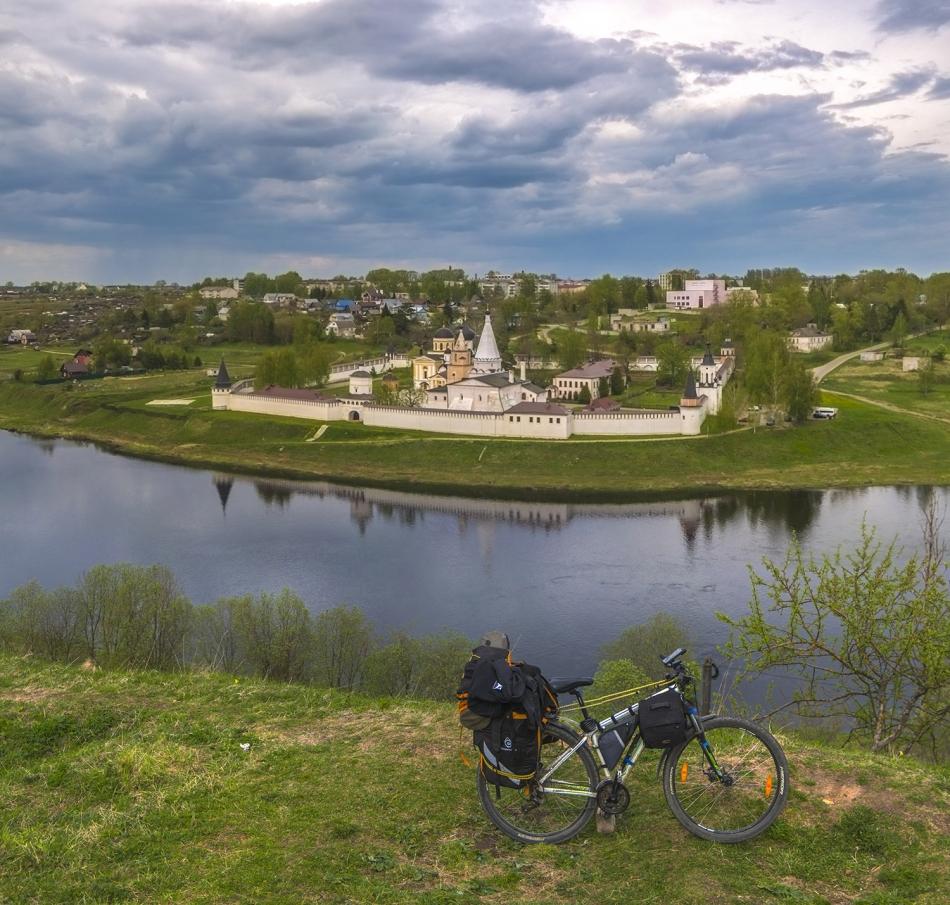 Велопоход Тверь - Старица