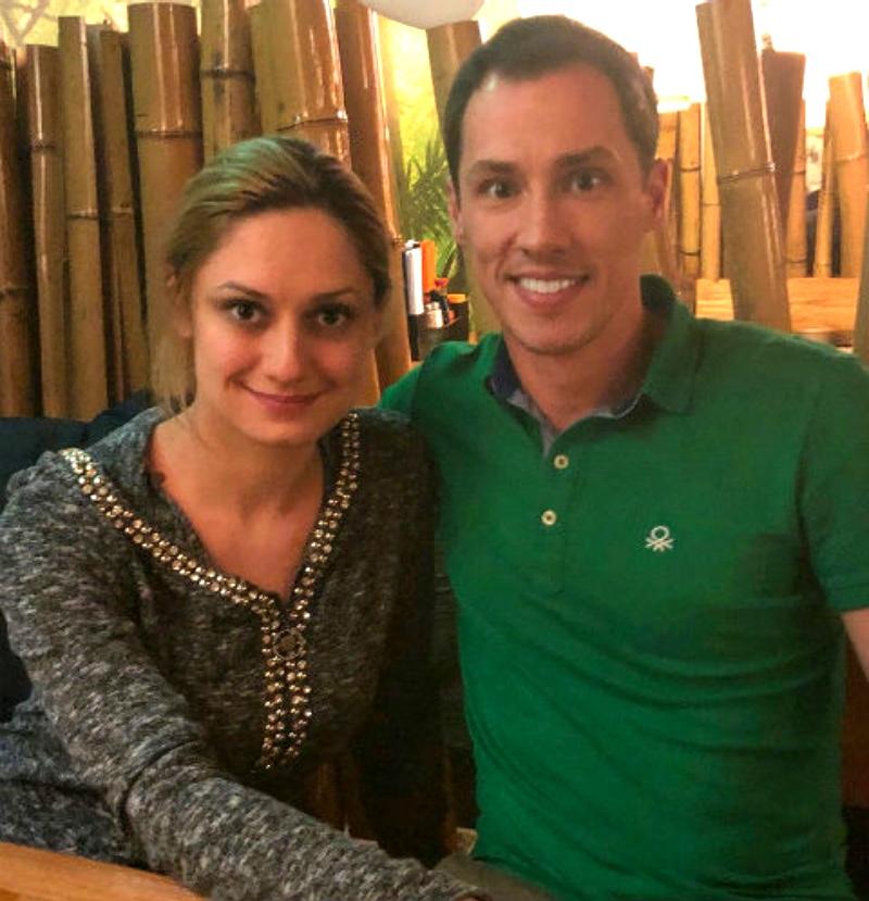 Карина Мишулина прекратила войну с братом