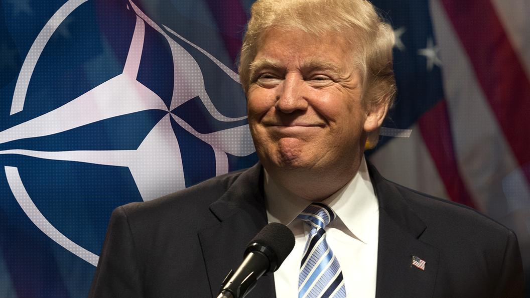 Трамп готов вывести США из НАТО