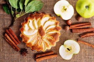 Тарт или сморреброд. Что приготовить на Яблочный спас