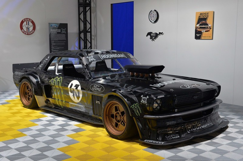 1965 Ford Mustang Hoonicorn RTR FORD MUSTANG мустанг, авто