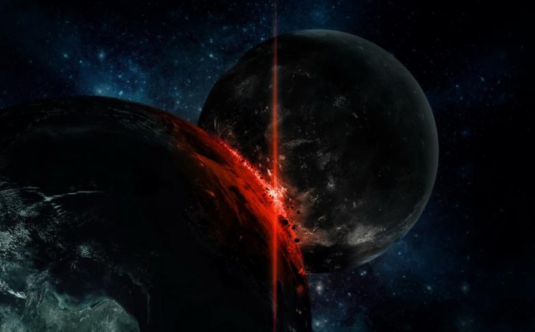 Земля может может столкнуться с Марсом!