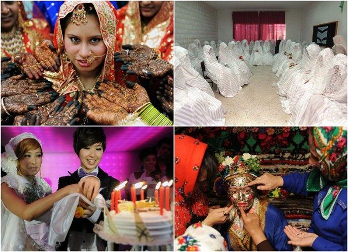 20 необычных свадебных тради…