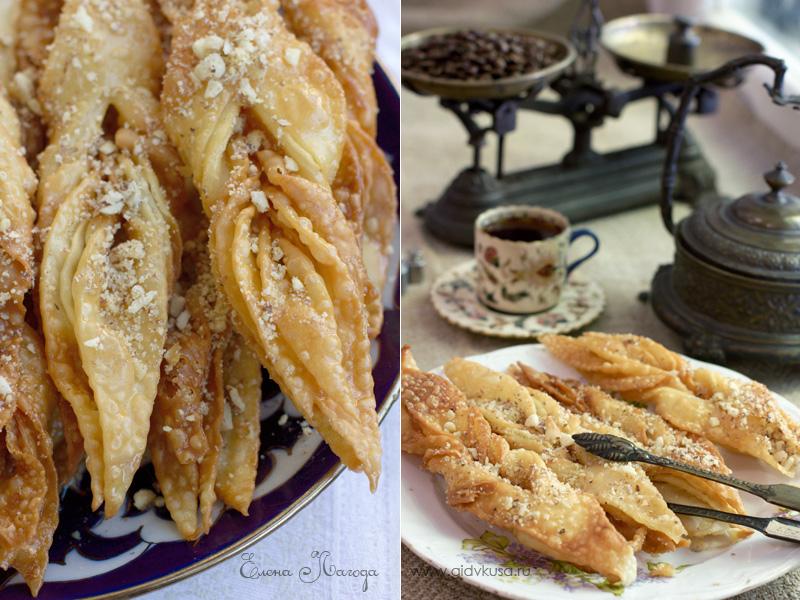 пахлава узбекская рецепт