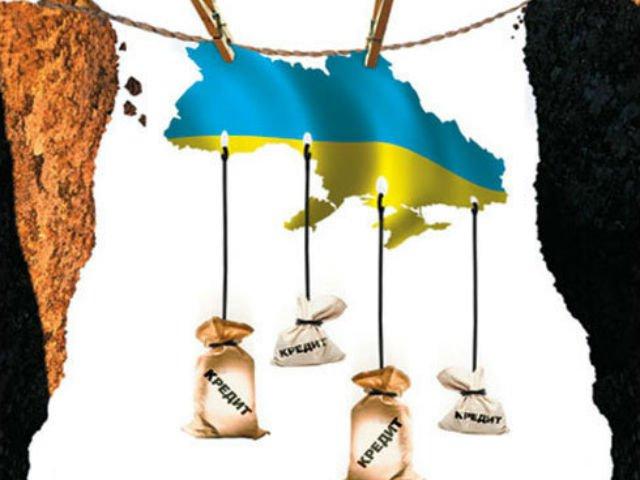 Россия отказалась от реструктуризации долга Украины