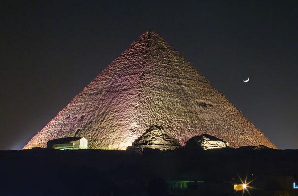 Археологи разгадали тайну строительства Великой пирамиды Гизы