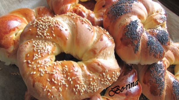 Симиты - турецкие бублики
