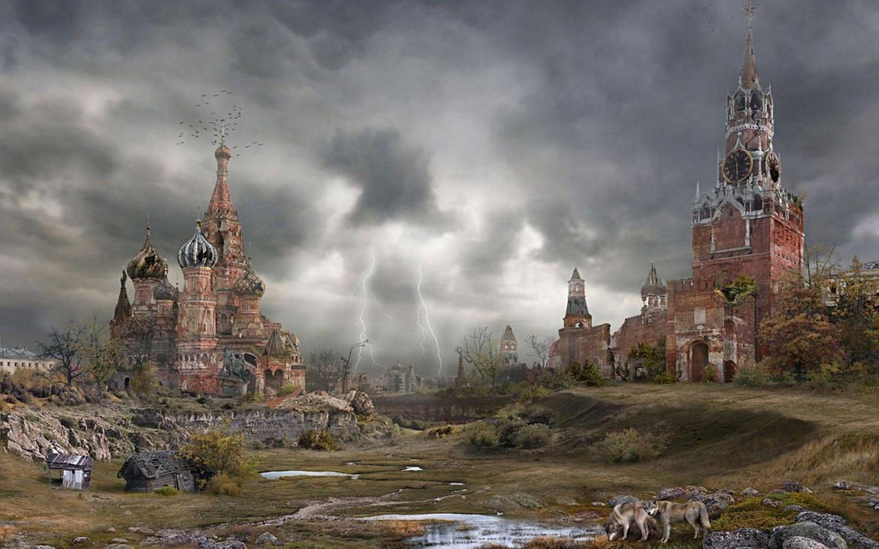 Что могло быть с Россией, если бы не Октябрьская революция...