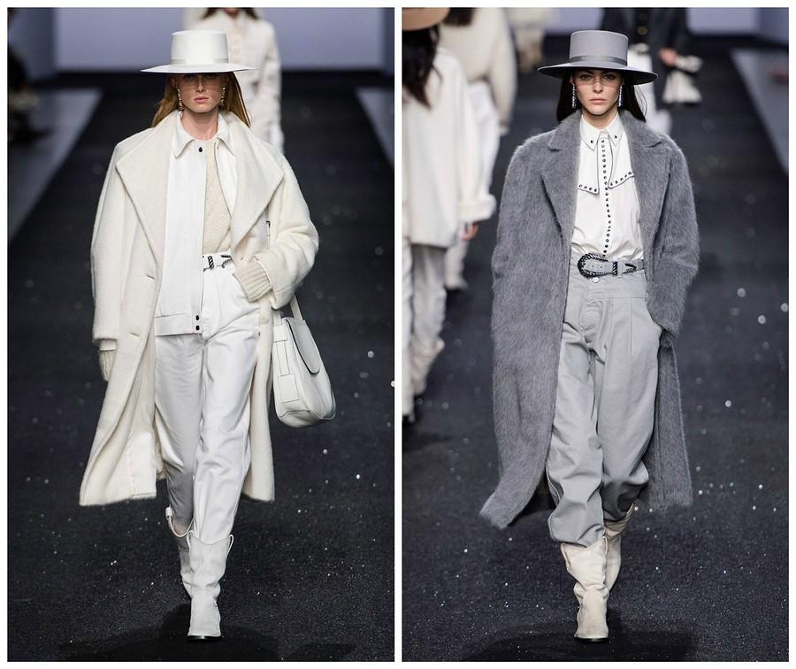 Пальто haute couture осень-зима'19-20: 56 примеров сподиума
