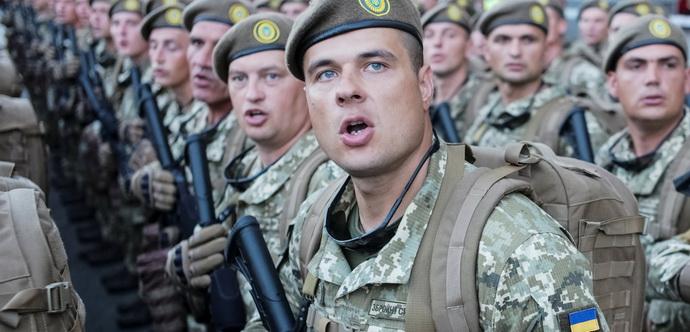 Украина готова к войне с Россией
