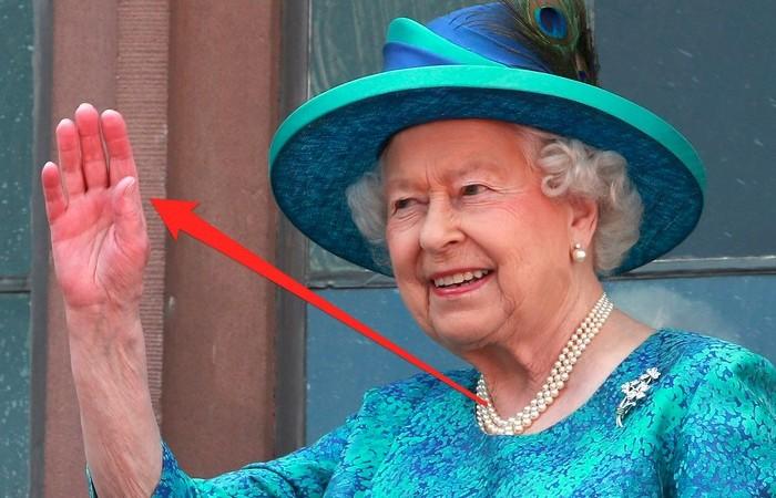 Какого цвета королевский маникюр?