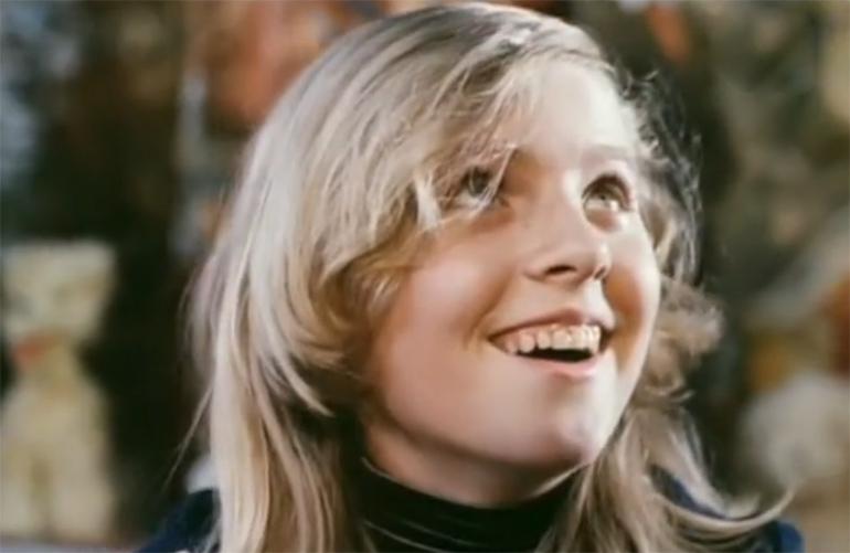 """Оксана Алексеева. Та самая красивая девочка из """"Приключений Электроника"""". Посмотри как сложилась ее судьба."""