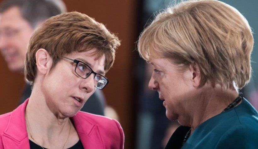 Преемница Меркель: ЕС на рас…