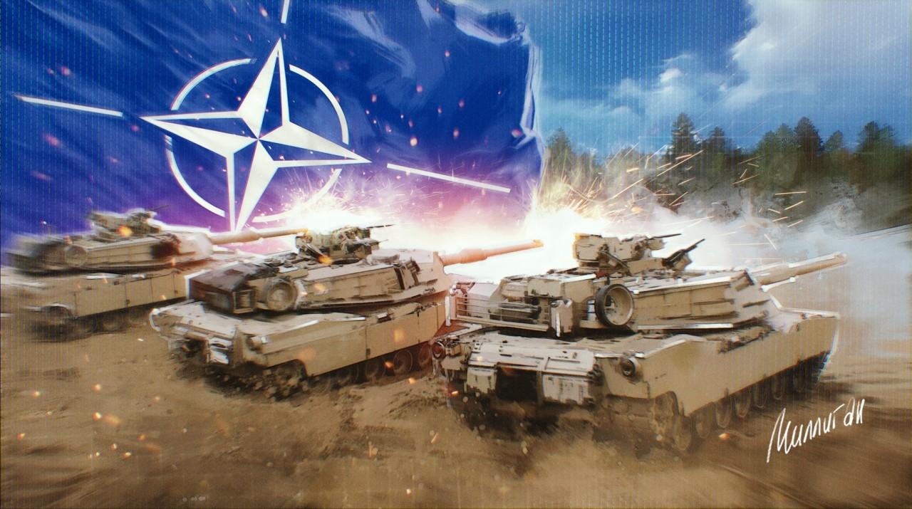 В США встревожились: продвинутая защита не гарантирует спасение танков НАТО от нового ПТРК России