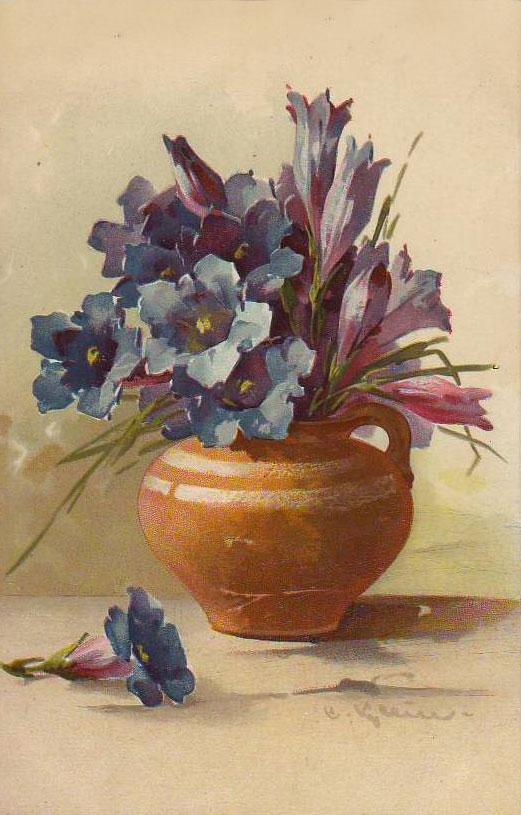 Катарина Клейн (Catharina Klein). Цветы