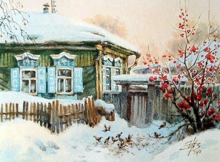 художник Ольга Ивлева картины – 01