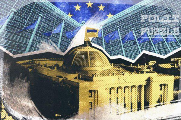 ЕС оказывает давление на Порошенко, вскрывая «черные дела» президента