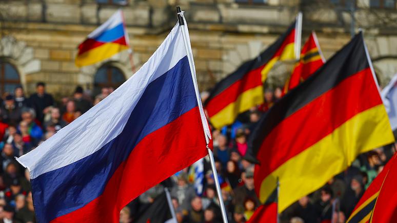 Россия и Германия могут прот…