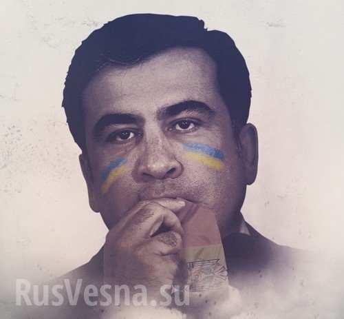 Саакашвили: войну в Нагорном Карабахе начал Путин