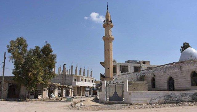 Новости Сирии. Сегодня 11 августа 2017
