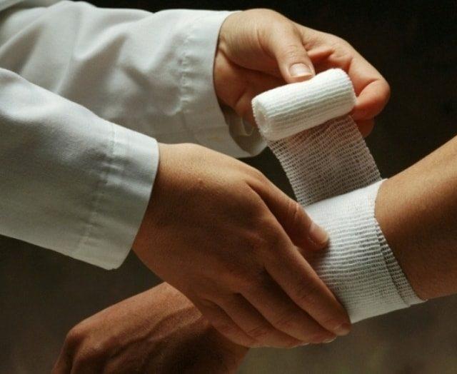Лечение ушибов. Рецепты народной медицины