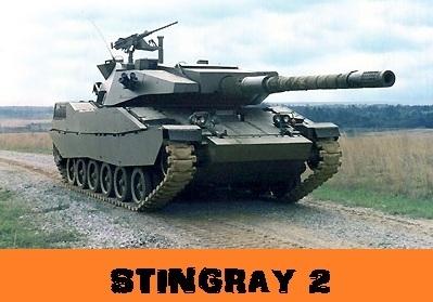 Секрет «Проект Армата» — гайд по Stingray 2