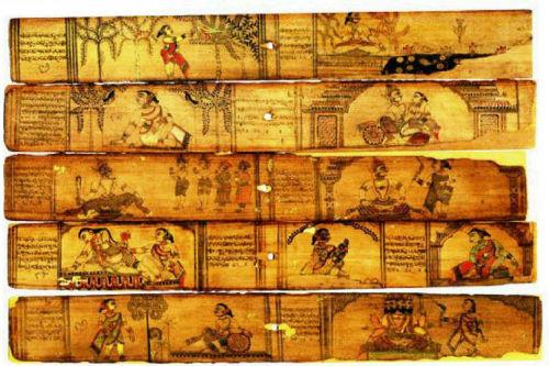 Высокие технологии древности, описанные в Ведах
