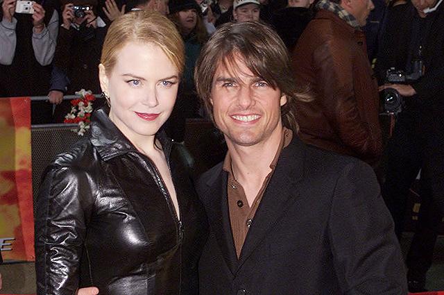 Николь Кидман рассказала, как брак с Томом Крузом спас ее от домогательств в Голливуде