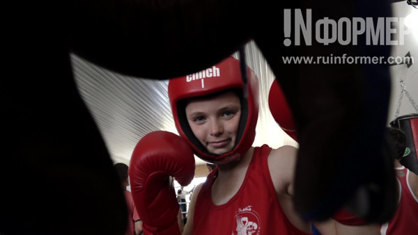 Пятый турнир по боксу в Сева…