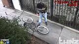 Электроловушка для велосипедного вора