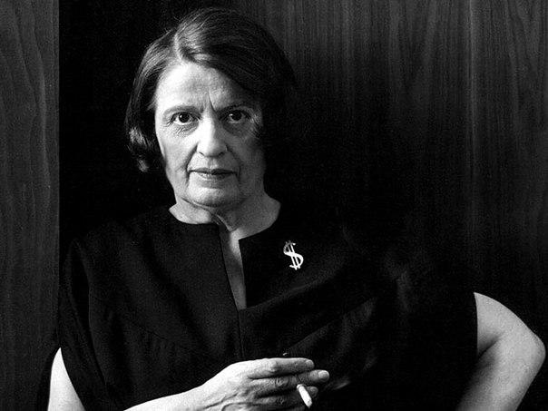 Айн Рэнд – русская звезда американской литературы