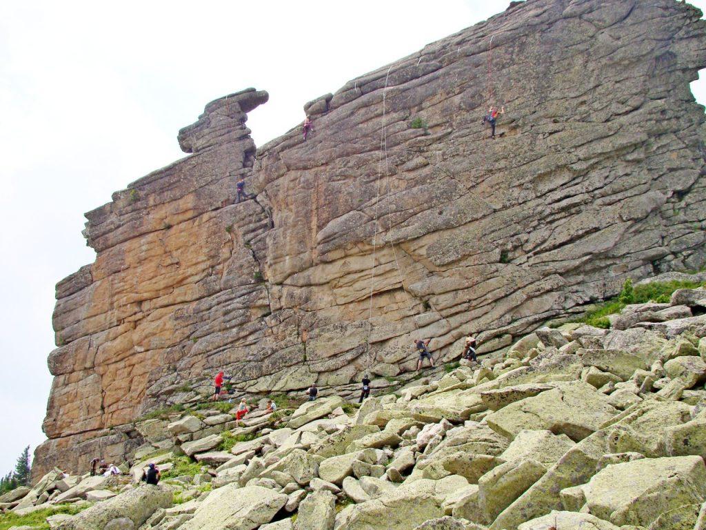 Войны богов? Загадочные мегалитические развалины Горной Шории, Западная Сибирь