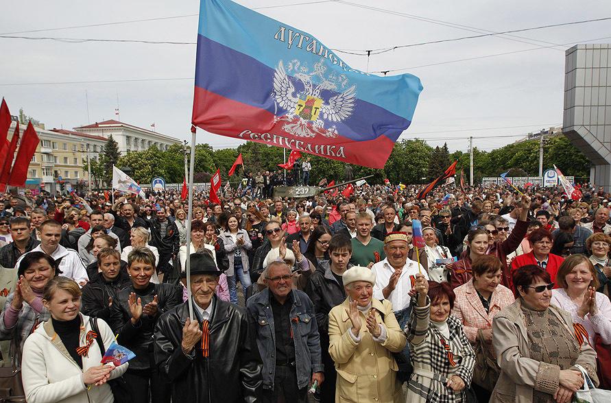 Госдума может навсегда пресечь «шатания» ЛНР