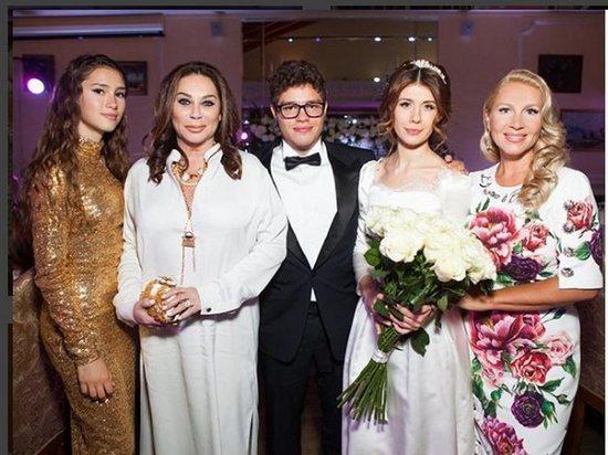 Рублевская свадьба сына Немц…