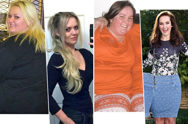 Похудели всем назло: 5 реальных женщин, которые сбросили больше 50 килограммов