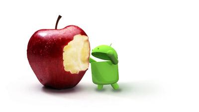 Доля смартфонов Android достигла 81%