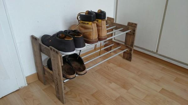 Полка для обуви лофт