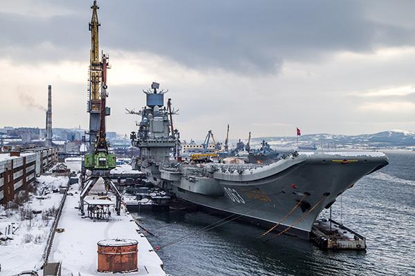 «Мы нашли линейку замещения иностранных двигателей» Вице-президент ОСК — о перспективах ВМФ России