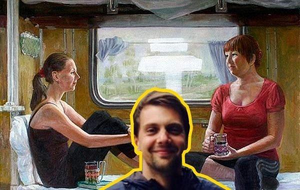 Милейшая история о том, как британец сутки ехал плацкартом из Екатеринбурга в Самару