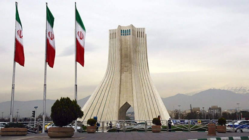 Верховный лидер Ирана заявил, что Тегеран не будет вести никаких переговоров с США