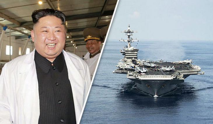 Пхеньян заявляет, что не оставит ничего живого в борьбе с угрозой Вашингтона