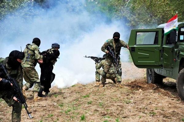 Минобороны Таджикистана: Техника насевер неперебрасывается, это учения