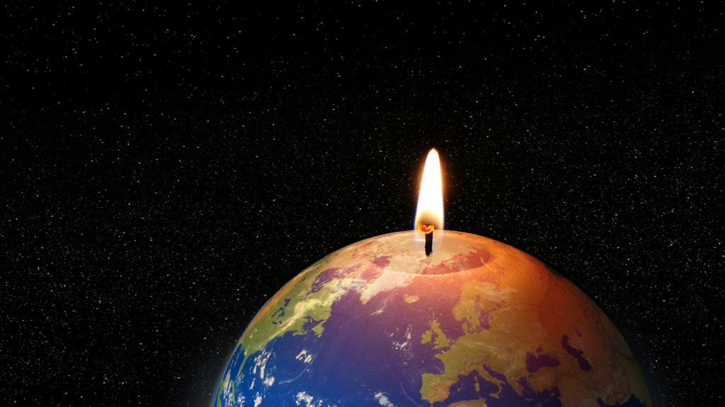 Земля все равно превратится в «теплицу»