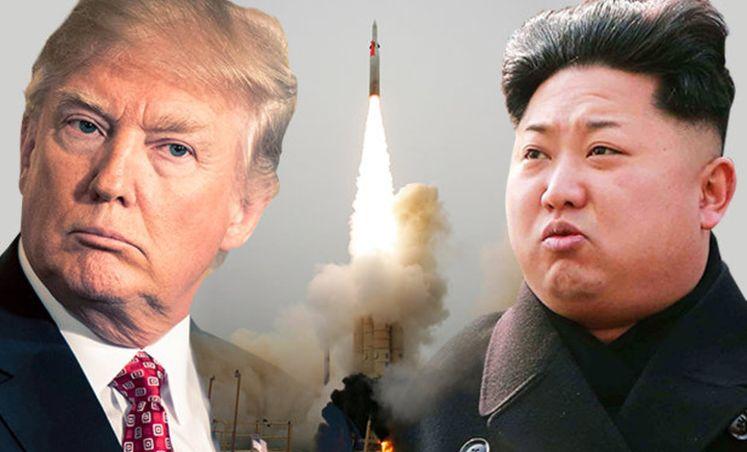 """КНДР приготовила """"сюрприз"""" для США: во время разгула урагана """"Ирма"""" будет нанесён ракетный ядерный удар"""