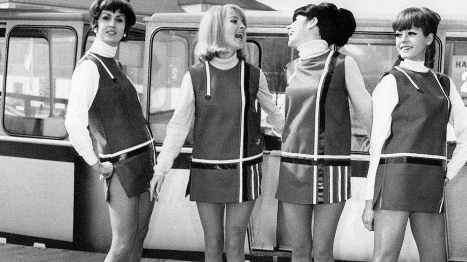 Вот как во времена СССР советским женщинам удавалось поддерживать себя в форме