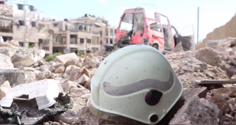 Белые каски вернутся в Сирию