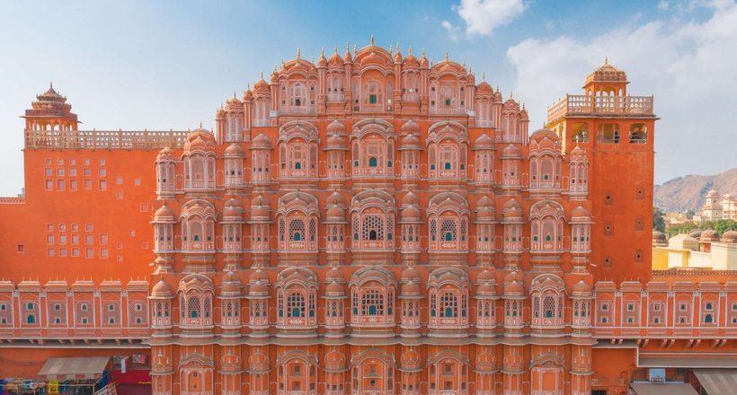 «Розовый город» Индии: волше…